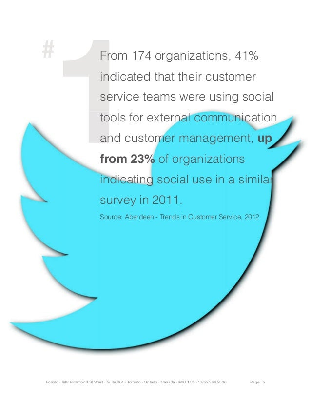 1#                            From 174 organizations, 41%                             indicated that their customer       ...