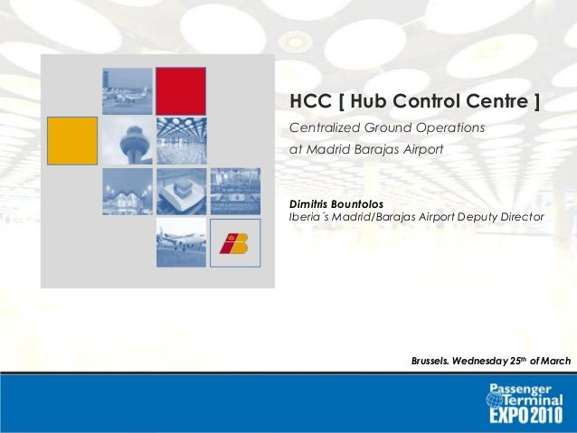 Iberia´s HCC Project