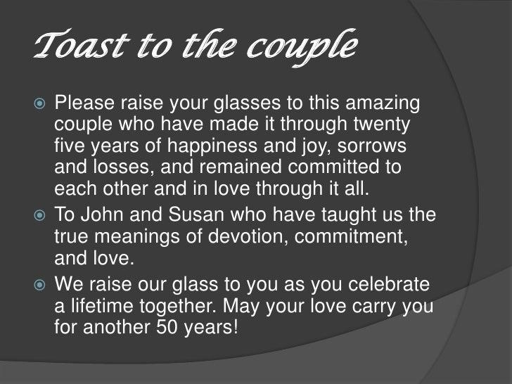 John Amp Susans 25th Wedding Anniversary