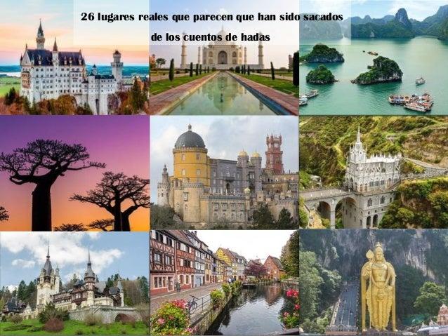 1 26 lugares reales que parecen que han sido sacados de los cuentos de hadas