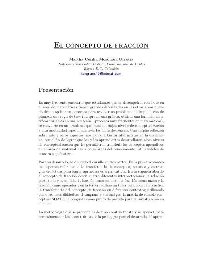 26.concepto de fracción
