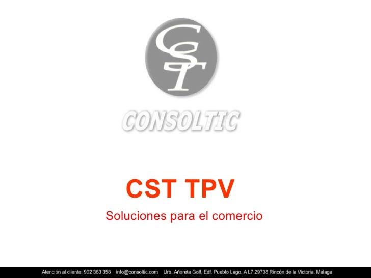 CST TPV