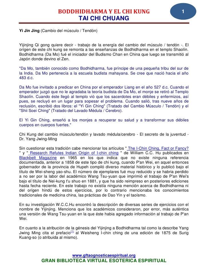 26 18 boddhidharma y el chi kung www.gftaognosticaespiritual.org