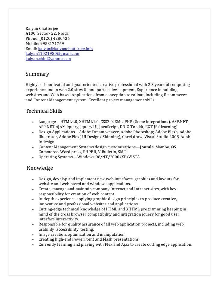 kalyan-resume