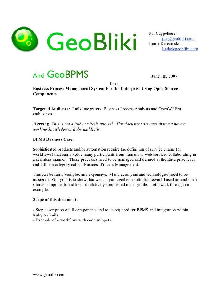 GeoBliki                                                                  Pat Cappelaere                                  ...