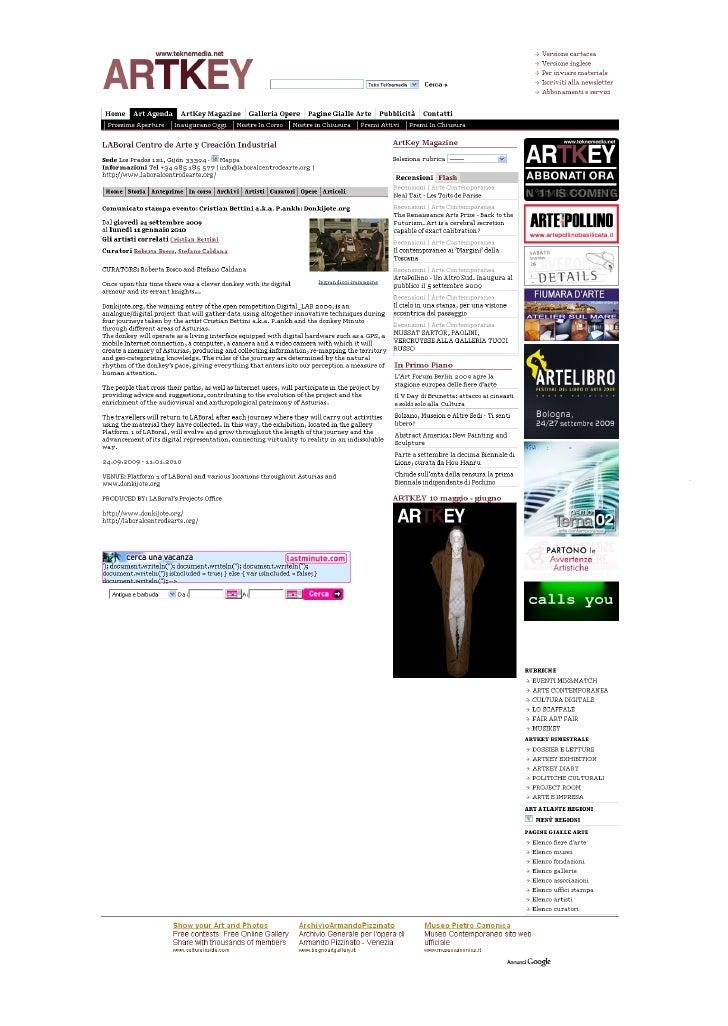 donkijote.org en la prensa digital 3