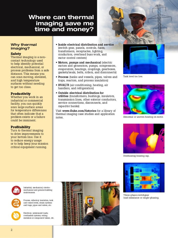 Save Money with Fluke Thermal Imagers