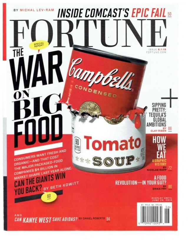 Fortune June 2015