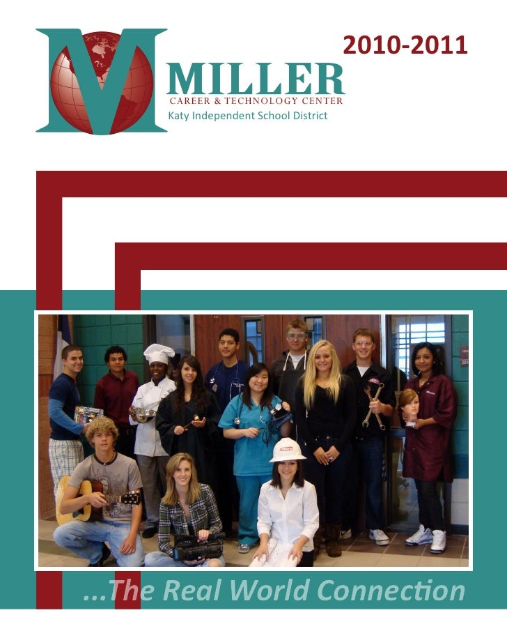 Miller Career Center Brochure