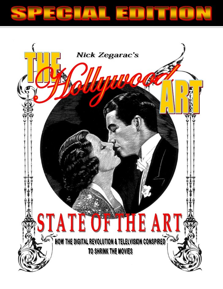 26) The Hollywood Art   State Of The Art