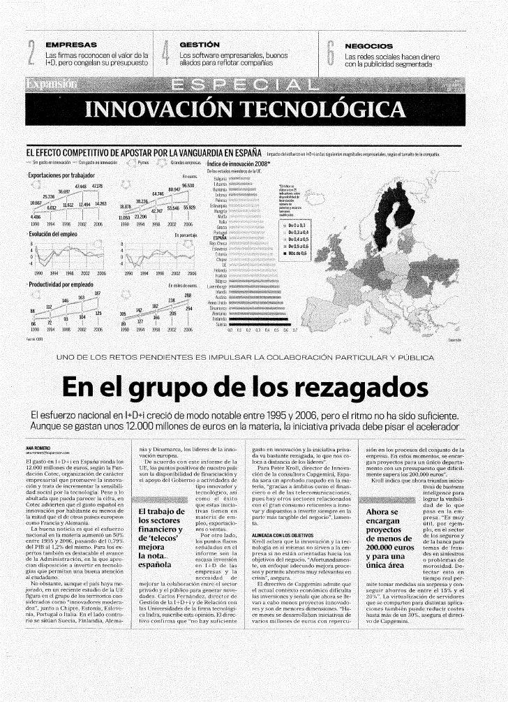 Especial Innovación EXPANSIÓN