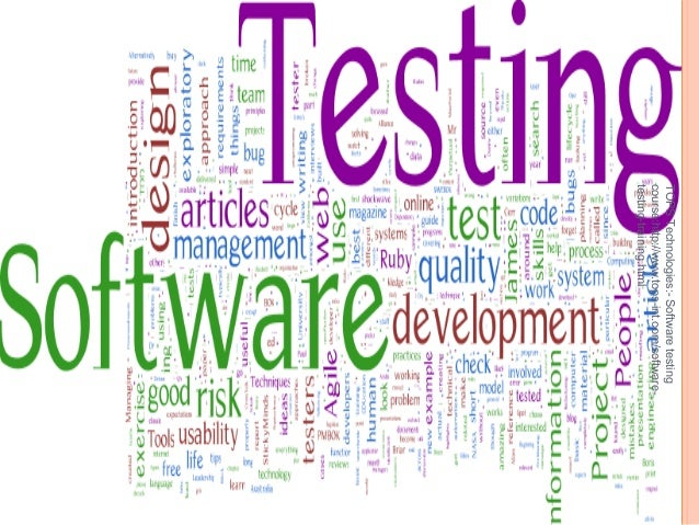 TOPSTechnologies:-Softwaretesting course:http://www.tops-int.com/software- testing-training.html