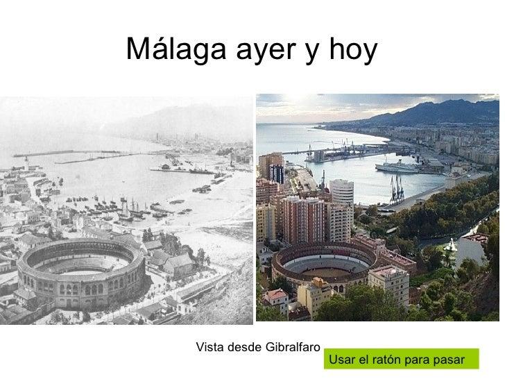 MáLaga Antigua Y Moderna