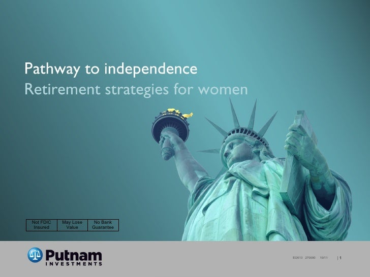 Putnam Investments: Pathway to Independence