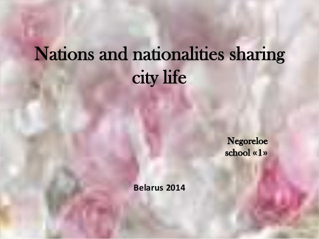 Nations and_nationalities_sharing_city_life_from_belarus