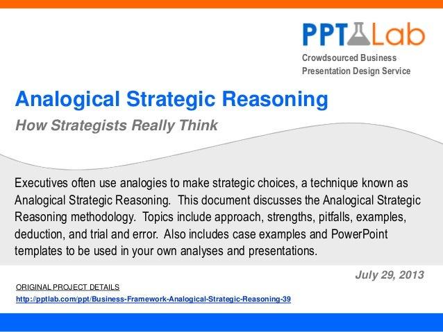 Analogical Strategic Reasoning