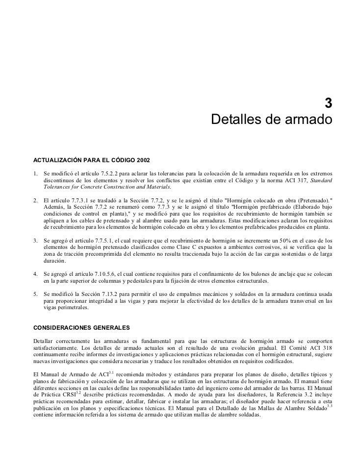 3                                                                           Detalles de armadoACTUALIZACIÓN PARA EL CÓDIGO...