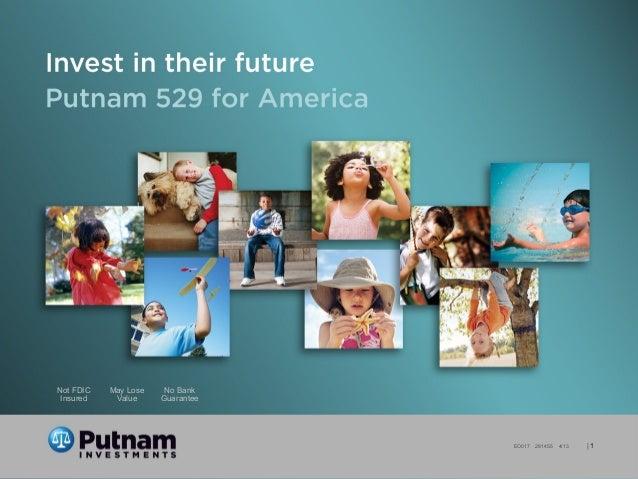 Putnam 529 for America