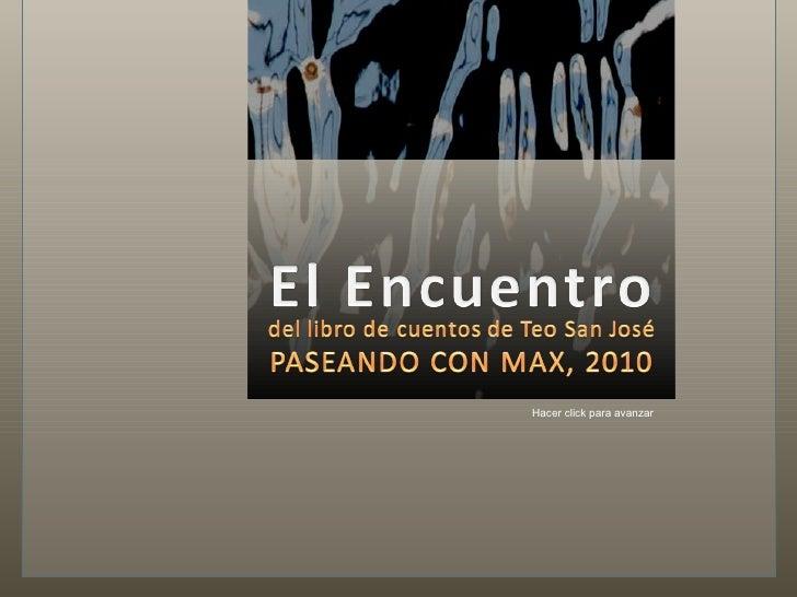 El Encuentro (por: carlitosrangel)