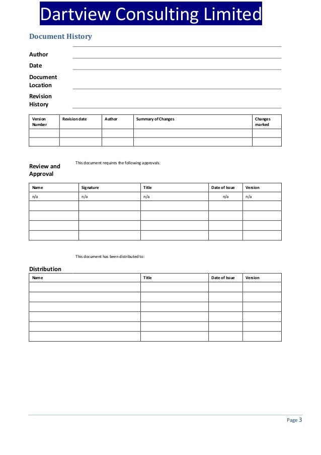 It Due Diligence Exercise Template