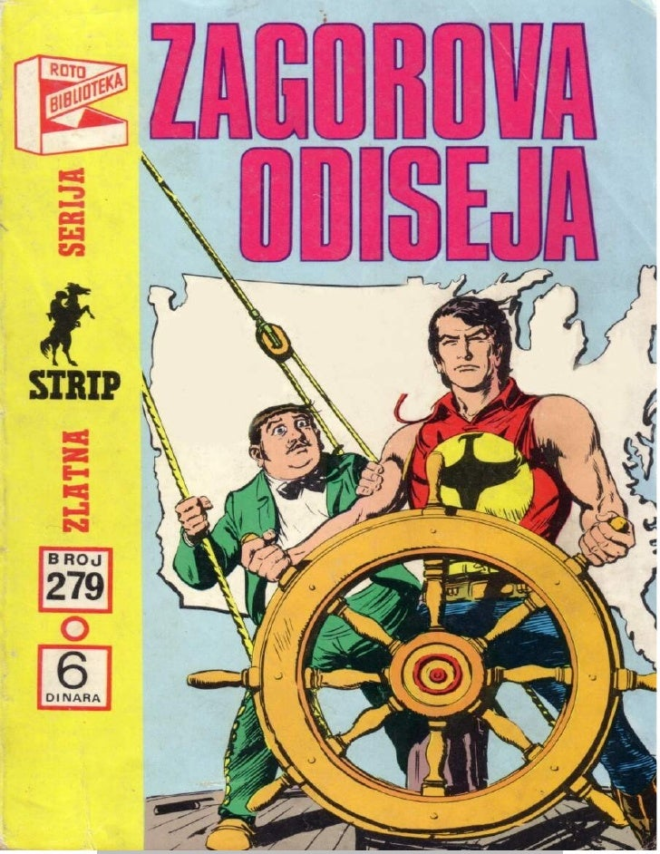 279. Zagorova Odiseja
