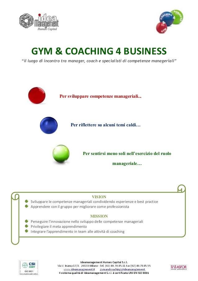 Gym & Coaching 4 Business