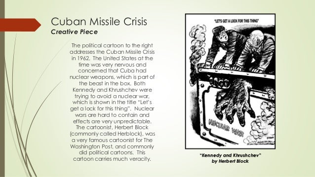 cuban missile crisis a key event in the cold war Which one historian called the 'most dangerous crisis of the cold war'2  make a flow chart explaining the key events from the spanish-american war to the.