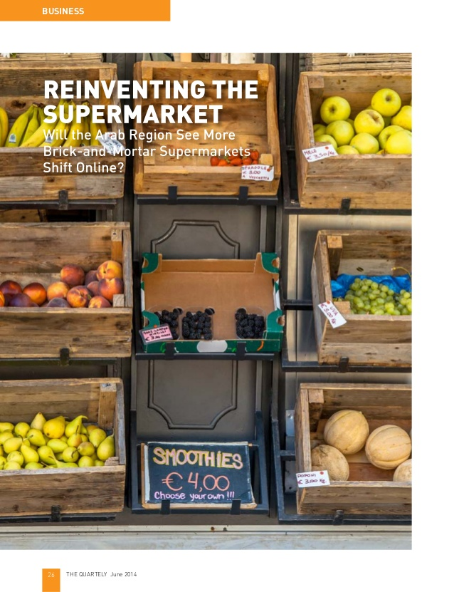 Magazine ArabNet Quarterly Issue 2