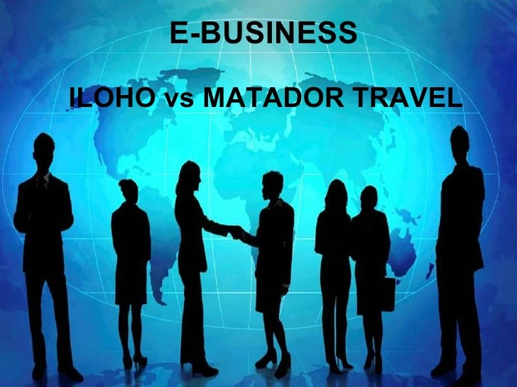 E business presentation