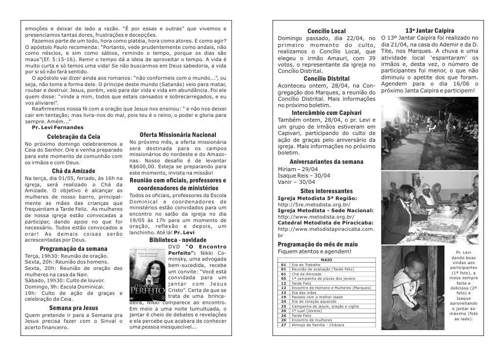 Boletim 283 - 29/04/12