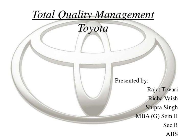 tqm implementation tata steel case study