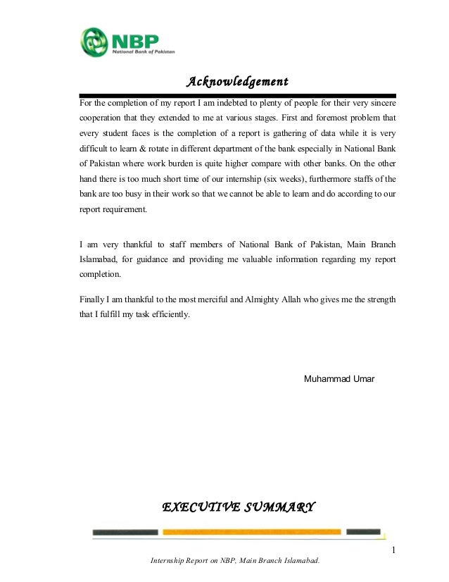 internship reports on dubai islamic bank pak ltd Internship report bank islamic - free download as word doc (doc / docx), pdf file (pdf), text file (txt) or read online for free pakistan, dcd group uk, & dubai bank bankislami pakistan limited was the first bank to receive the islamic banking license under the islamic banking policy of 2003 on march 31, 2005.