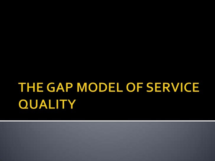    Quality of the service is the degree of conformance of    all the relevant features and characteristics of service to ...