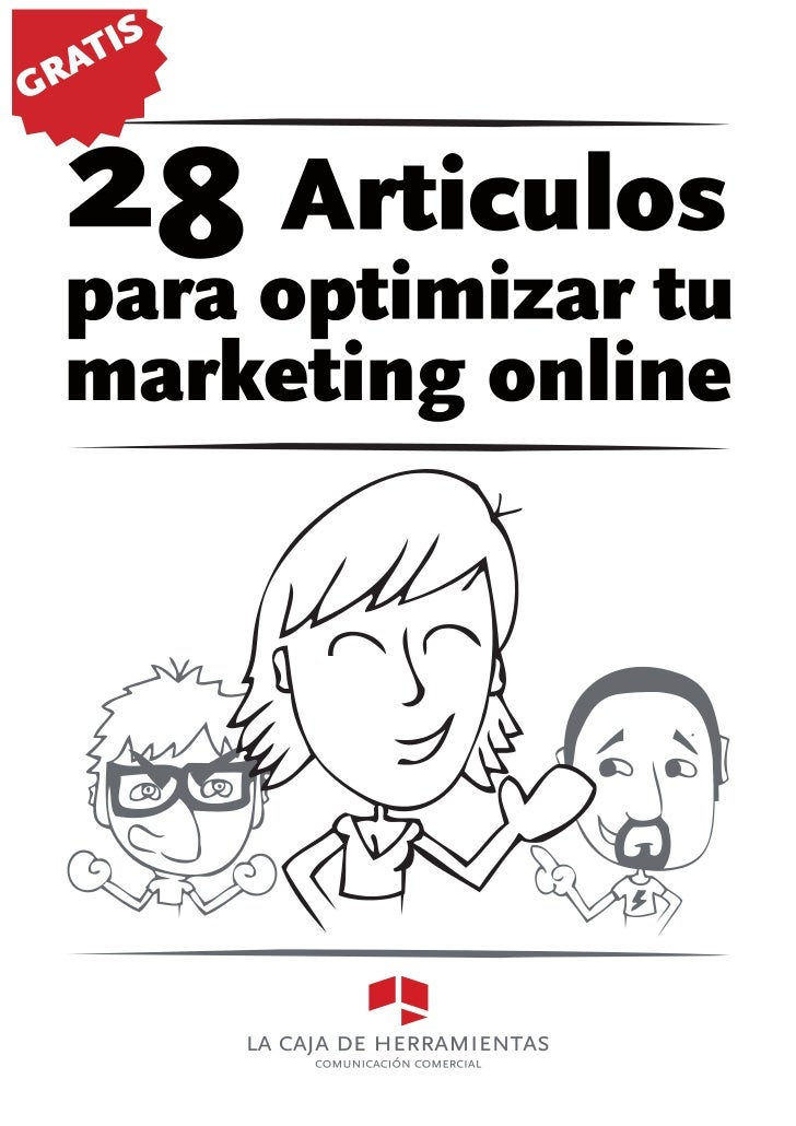 28 articulos para marketing digital