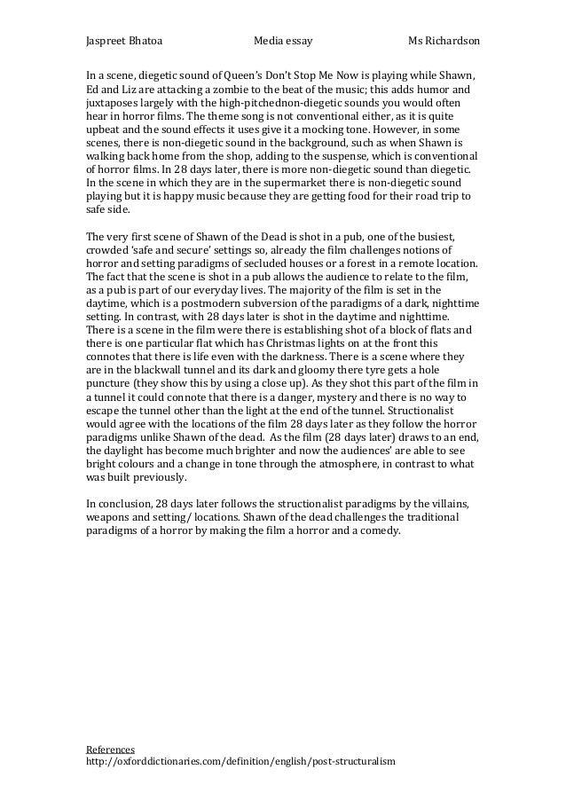 prufrock essay questions