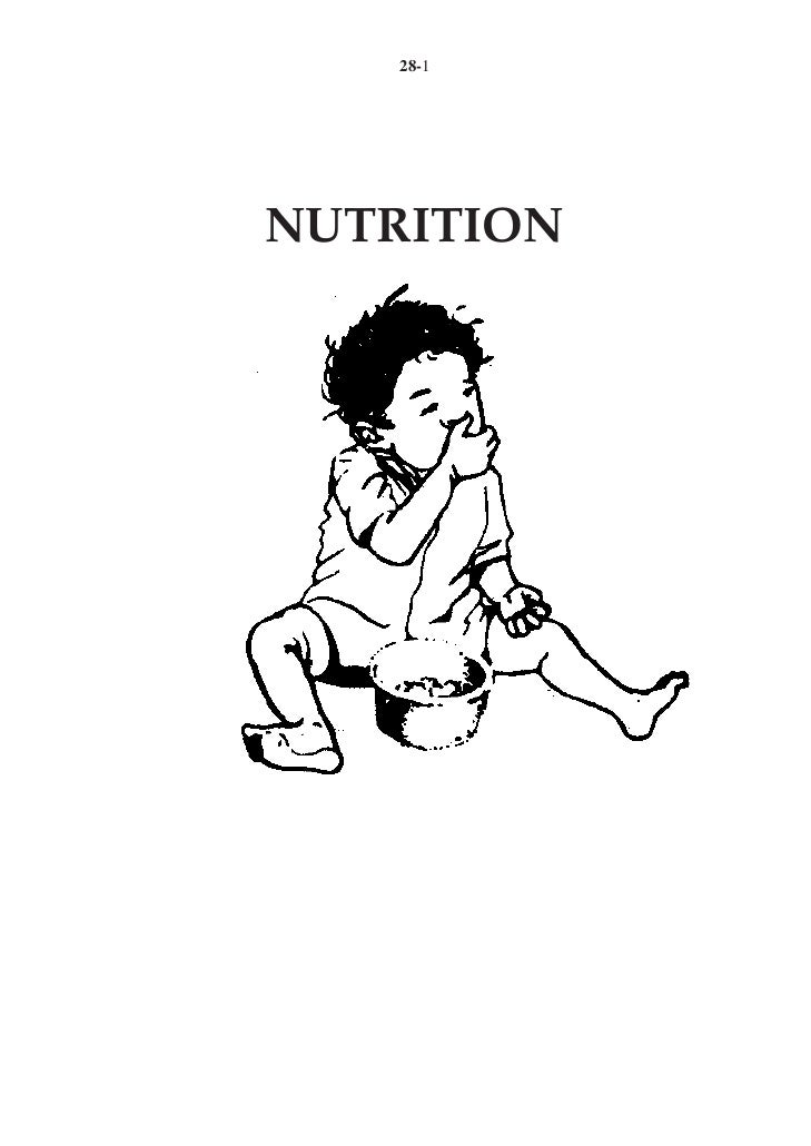 28-1NUTRITION