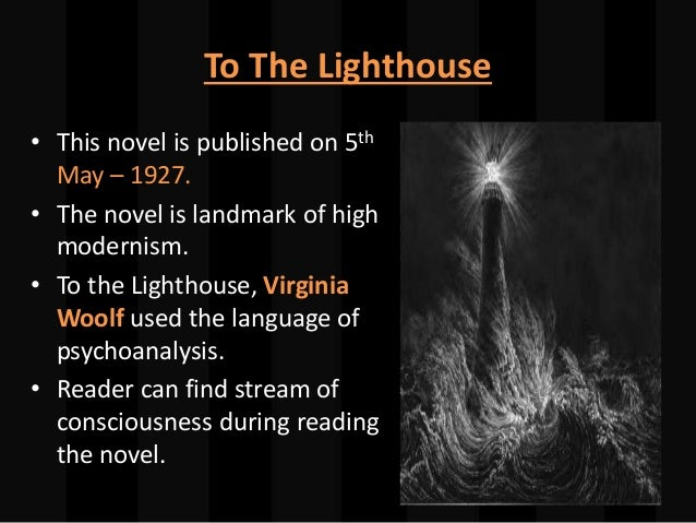 an analysis of feminism in the novel to the lighthouse by virginia woolf English 306 w literary theory to the lighthouse virginia woolf in the brilliant novel to the lighthouse, woolf uses many different styles and techniques.
