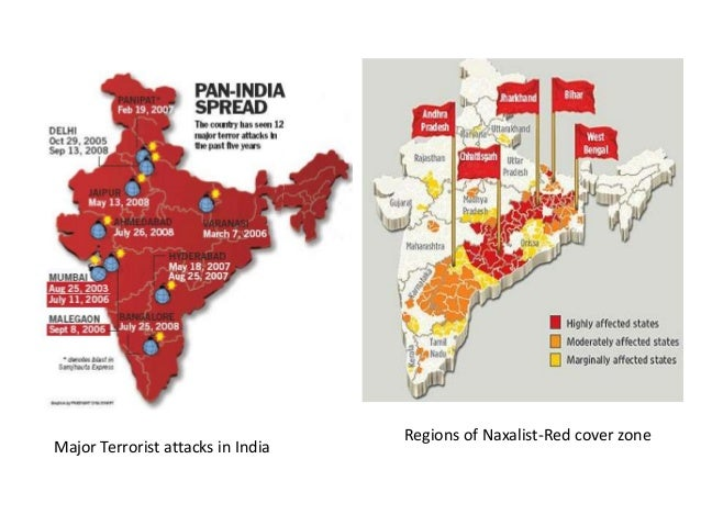 essay terrorism in india