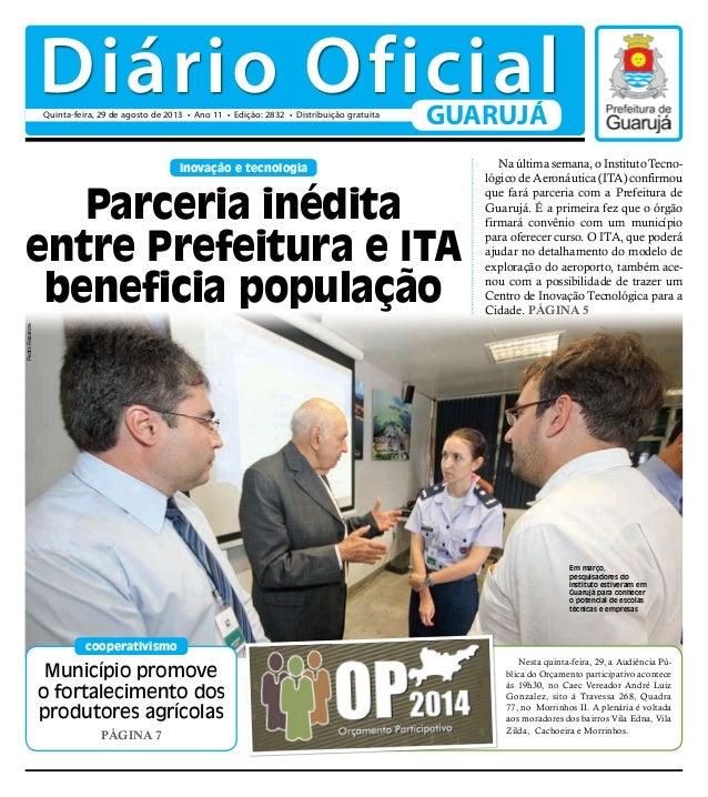 Município promove o fortalecimento dos produtores agrícolas Página 7 cooperativismo xxxxxxx inovação e tecnologia Na últim...