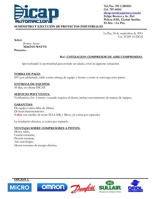 Tel/fax. 591 2 2810311 Cel. 707-64161 dicap-mct@supernet.com.bo Felipe Bestres y Av. Del Policía #215, Ciudad Satélite. El...