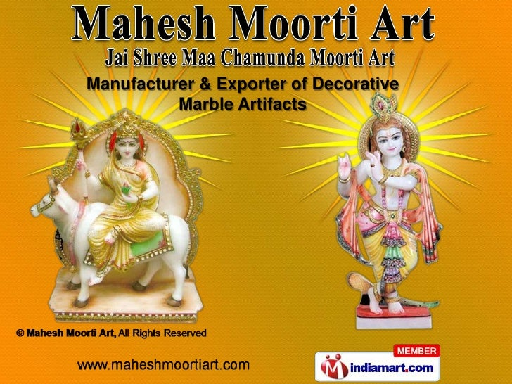 Mahesh Moorti Art, Rajasthan india