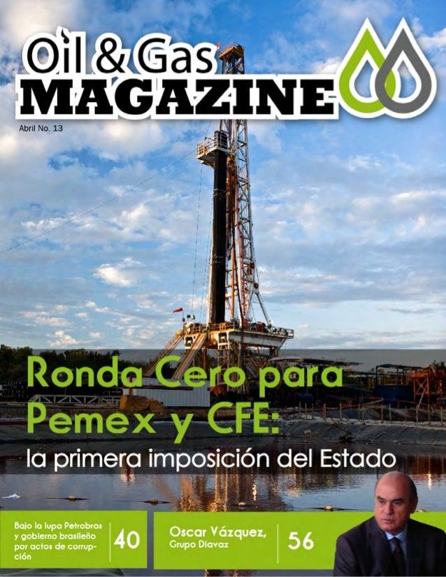Oil & Gas Magazine Abril 2014