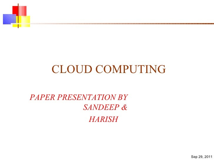 29896059 ppt-on-cloud-computing good