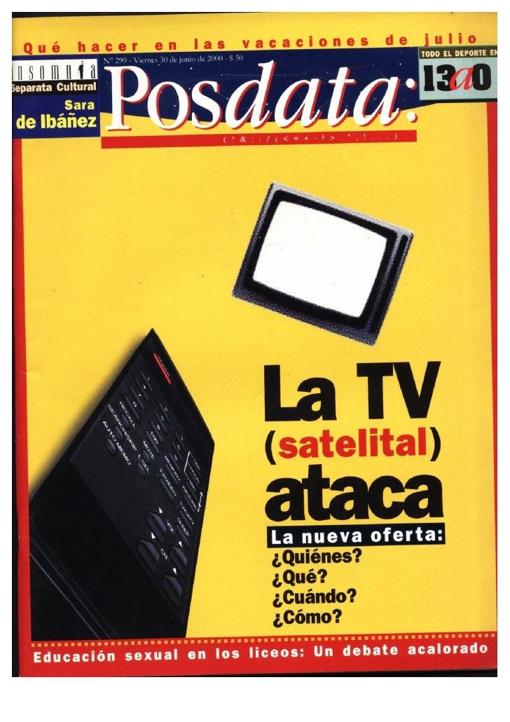 Educación sexual en liceos- Uruguay 2000