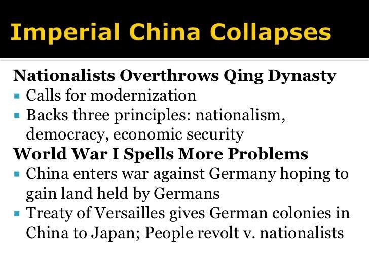 world war 1 nationalism essay