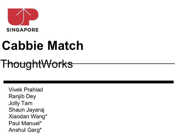 Cabbie Match