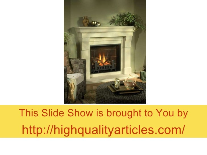 The Benefits To Having A Gas Fireplace
