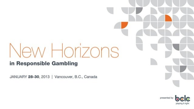 Dr. Mark Griffiths - Social Responsibility Tools in Gambling