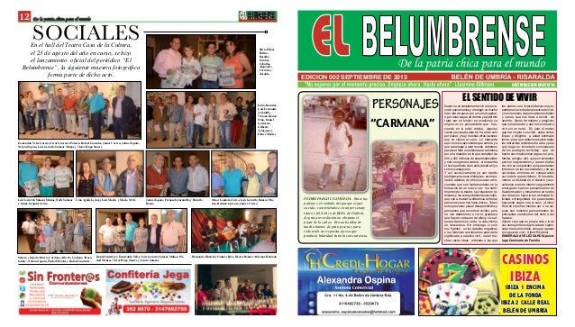 DISTRIBUCION GRATUITA 12 CASINOS IBIZA IBIZA 1 ENCIMA DE LA FONDA IBIZA 2 CALLE REAL BELÉN DE UMBRÍA PEDRO PABLO CASTAÑEDA...