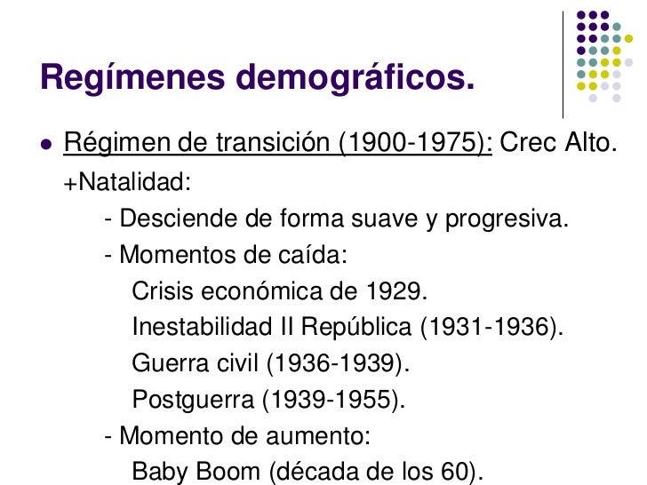 geografía humana. la población española